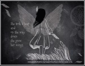 Angel-drawing