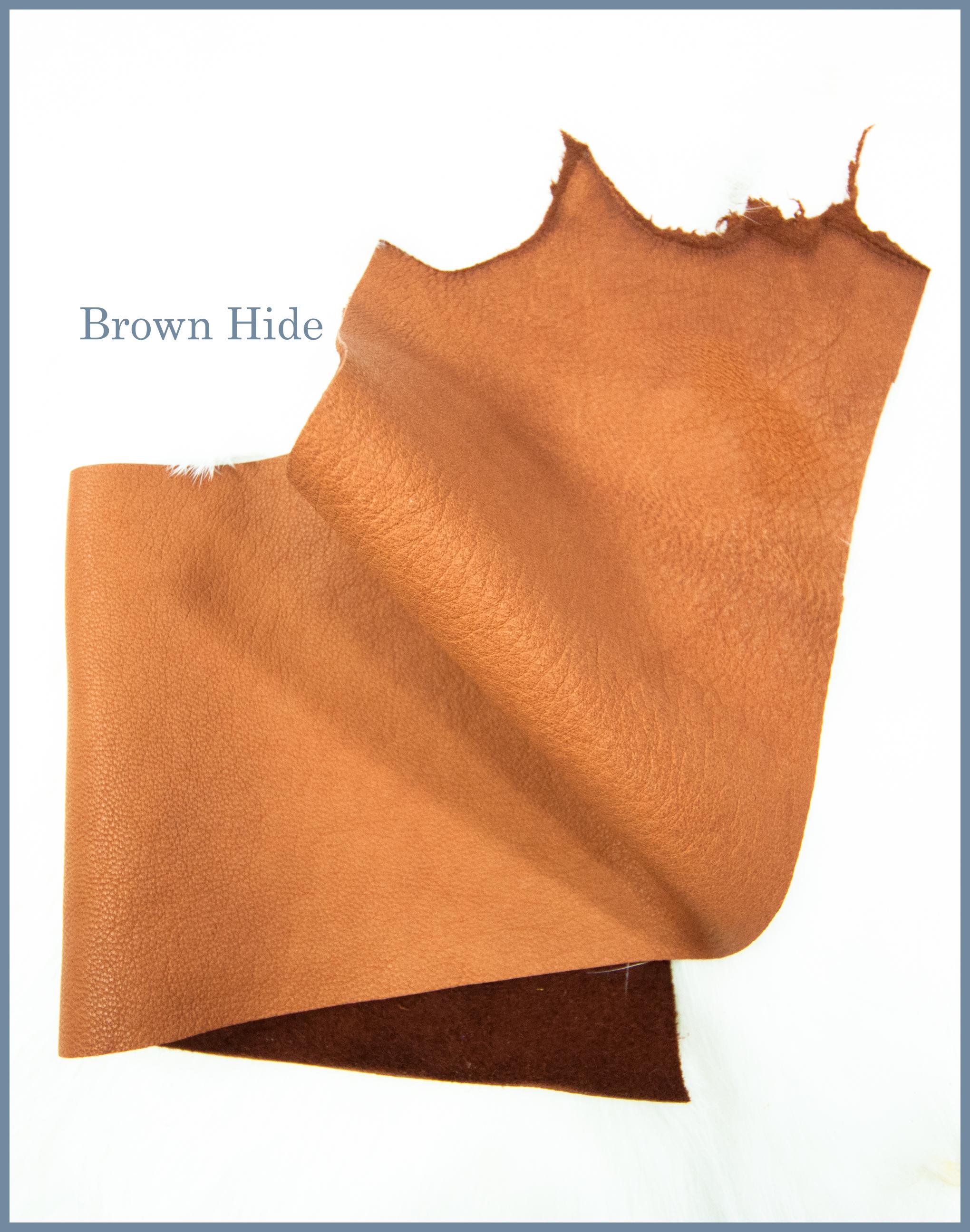 BrownHide