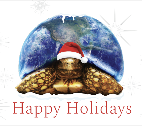 turtle island, christmas cards, pass the feather