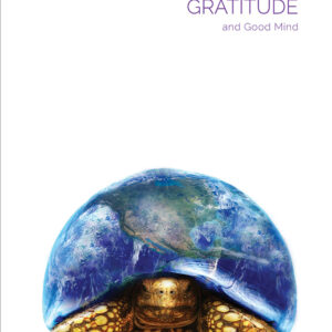 a little book of gratitude and good mind, pass the feather
