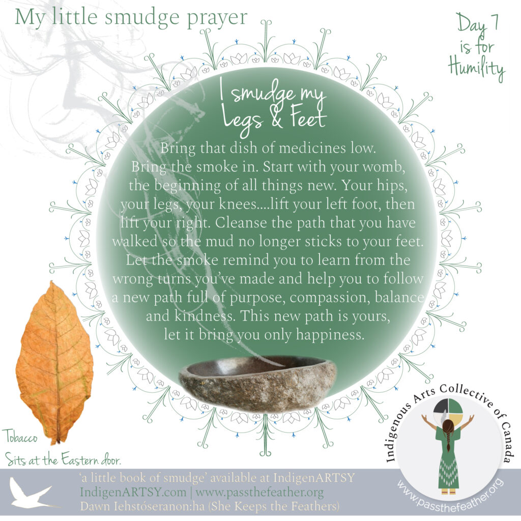 Smudge-Prayer-feet