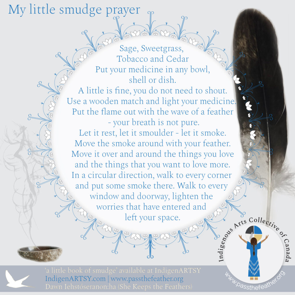 Pass The Feather, Dawn, Haudenosaunee, artist, feathers, graphic design, web design, smudge feathers, IndigenARTSY, native american arts and crafts
