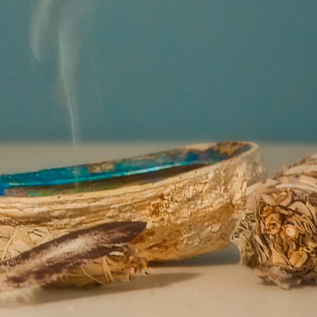 smudge kit, pass the feather, smudge, 4 sacred medicines,